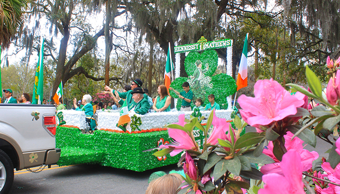 Patricks Day Celebration