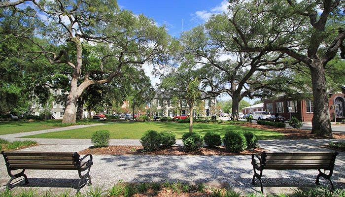 Savannah Greene Square