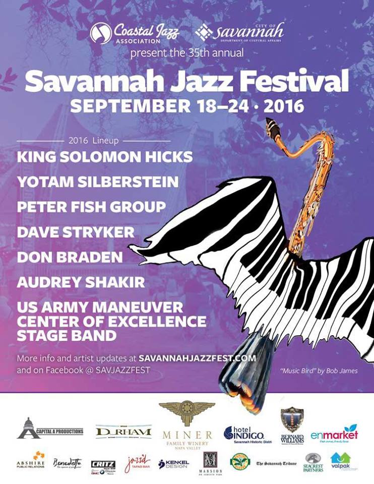 2016 Savannah Jazz Festival