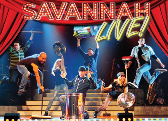 Savannah Live at the Savannah Theatre