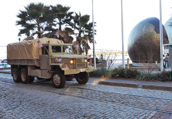 Savannah Military Tours