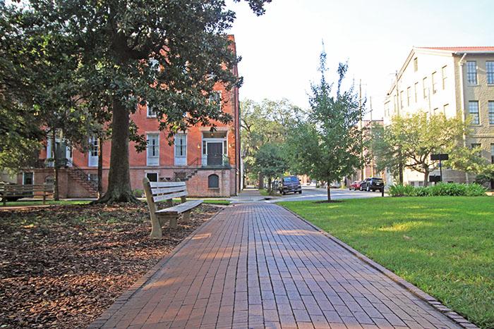 Oglethorpe Square