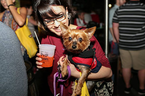 Savannah Pup Crawl