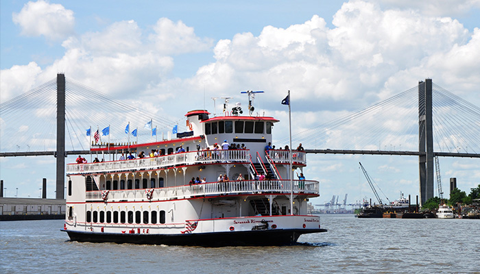Savannah Riverboat Cruises
