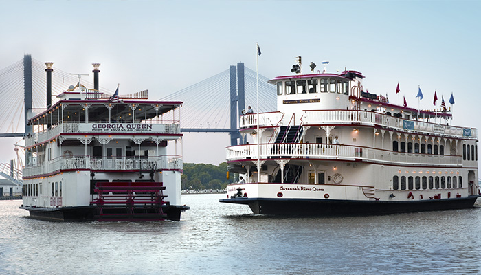 Savannah Riverboats