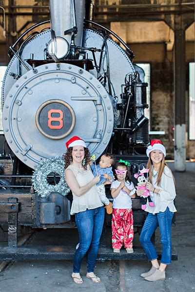 Savannah Santa Train Coastal Heritage Society