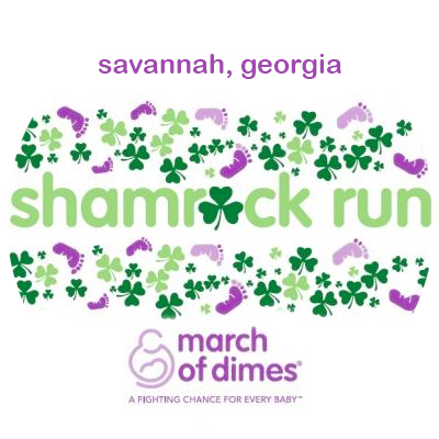 Savannah Shamrock 5k