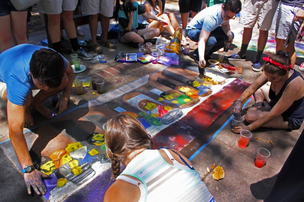Savannah Sidewalk Arts