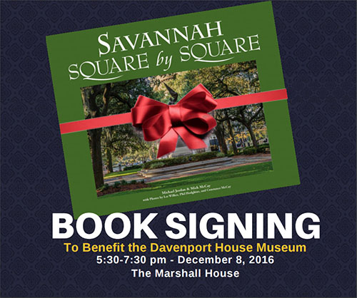 Savannah Square by Square Book Signing and Art Sale