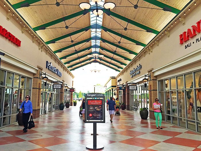 Savannah Tanger Outlets