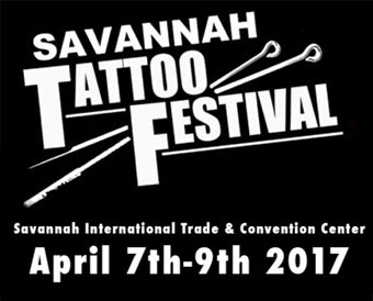 2017 Savannah Tattoo Festival