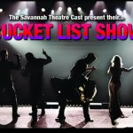 Savannah Theatre Bucket List