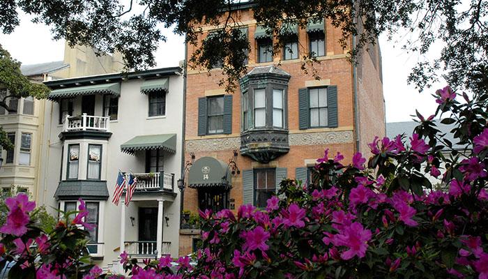 Savannah's Foley House Inn