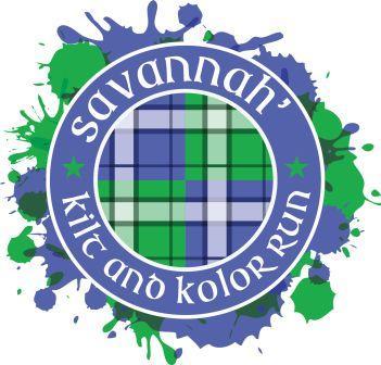 Savannah's Kilt and Kolor Run