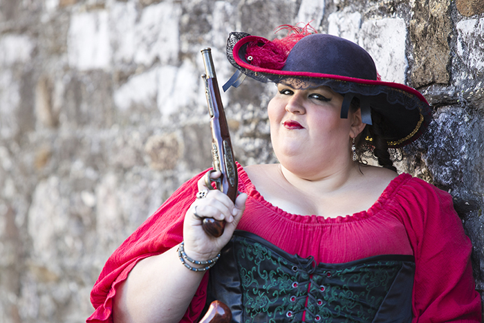 Scottish Pirate Black Betty