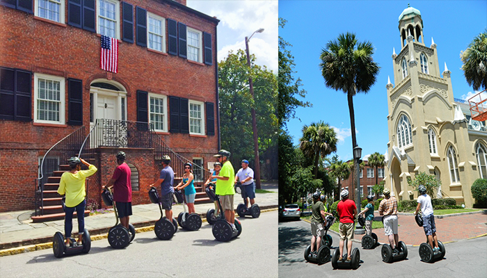 Segway of Savannah Tours