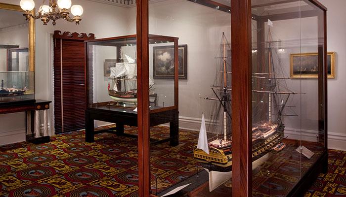Sea Maritime Museum.