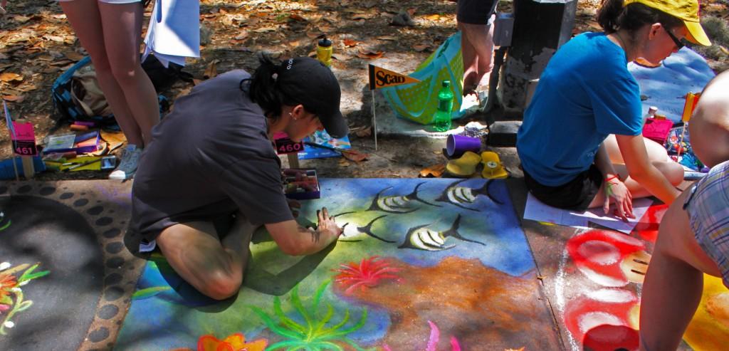 Sidewalk Art Fest