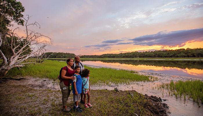 Coastal Empire Escapes Campgrounds In Savannah Savannah