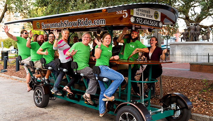 Savannah Slow Ride