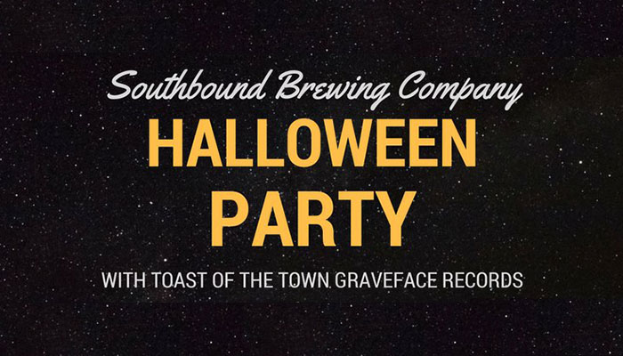 8. Southbound Halloween Party with Graveface Records