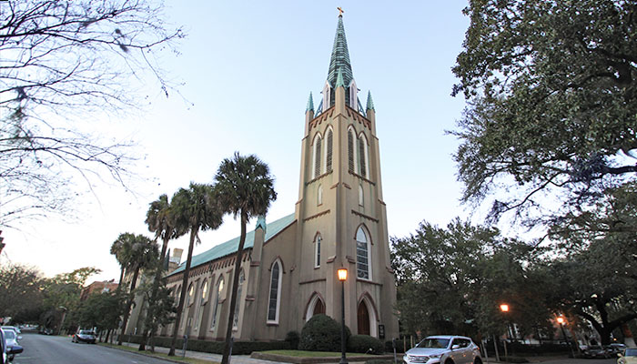 Historic Sites of Savannah