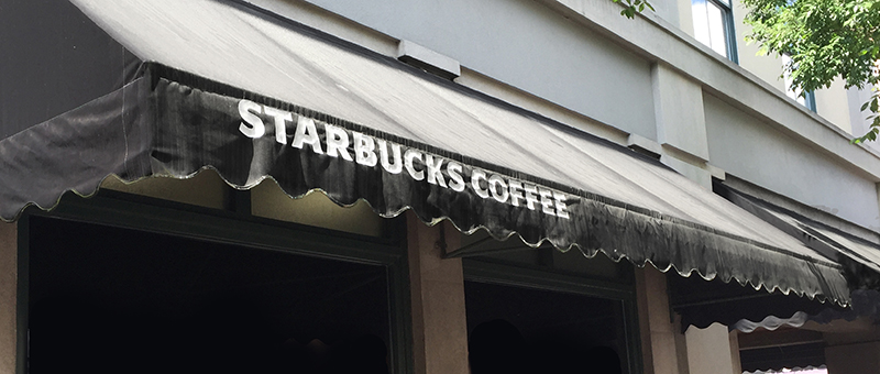 Starbucks in Savannah