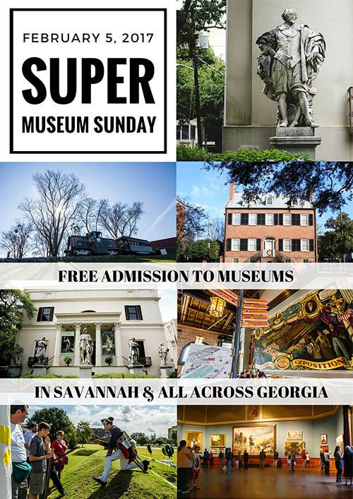Super Museum Sunday 2017