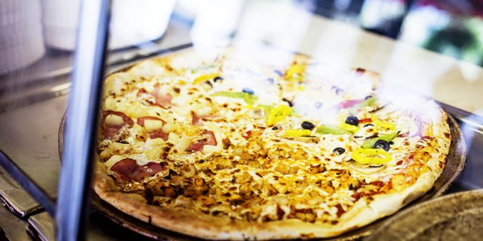 Süße Melissas Pizza