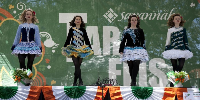 Tara Feis Irish Dancers