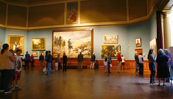 Telfair Academy Art Museum