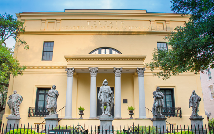 Telfair Academy in Savannah