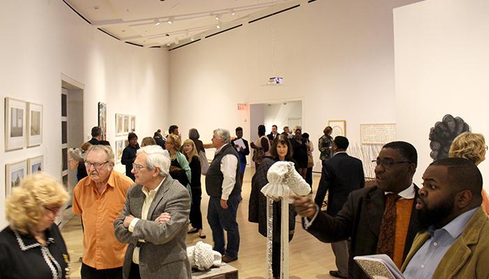 Telfair Museum Jepson Center Art Exhibition