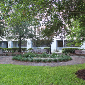 Telfair Square in Savannah