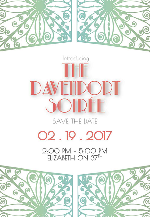 The Davenport Soiree