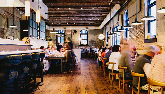 Savannah's renowned restaurants