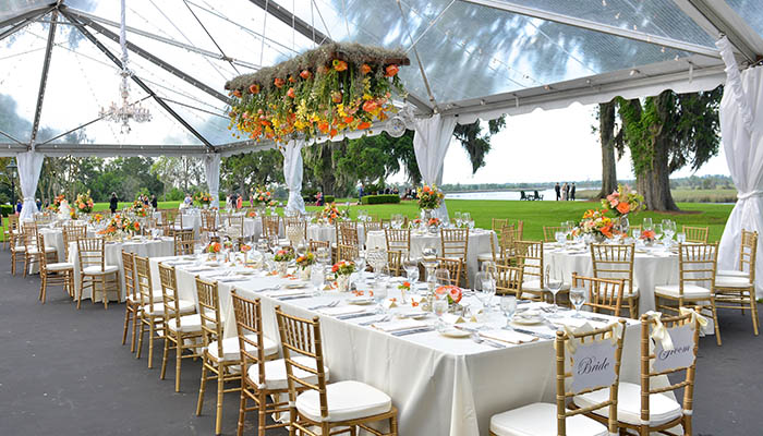 The Ford Plantation Wedding Reception