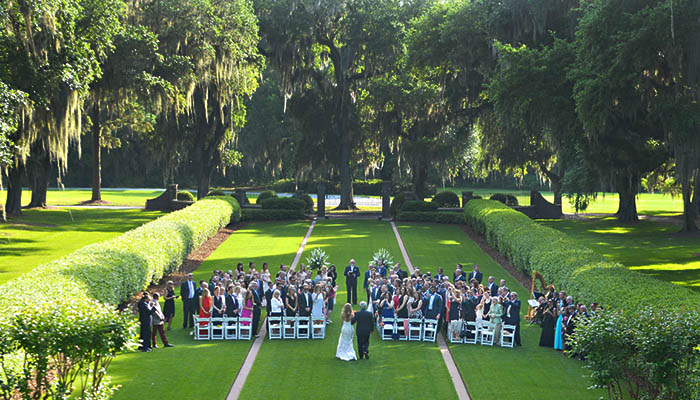 The Ford Plantation Wedding