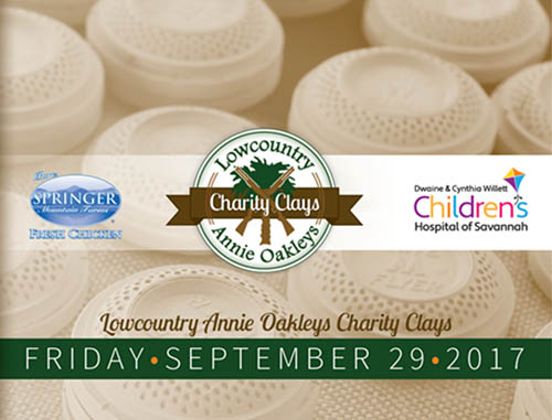 The Lowcountry Annie Oakleys Charity Clays