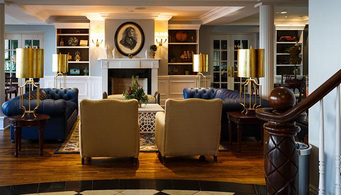 The Marshall House in Savannah