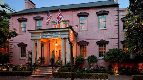The Olde Pink House in Savannah