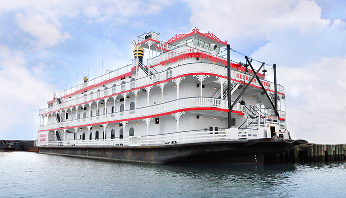 The Georgia Queen And Savannah Riverboat Cruises