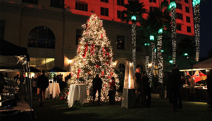 The Westin and Savannah Harbor Foundation Holiday Series