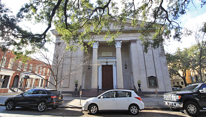 8. Trinity Methodist Church