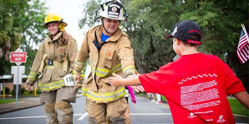 Tunnel to Towers 5K Run & Walk in Savannah
