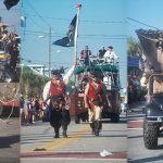 Tybee Island Pirate Fest Parade