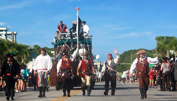 10. Tybee Island Pirate Festival