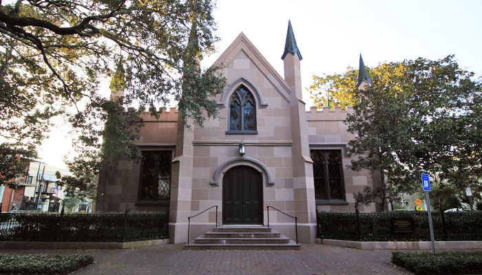 9. Unitarian Universalist Church