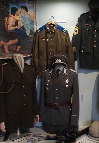 Webb Military Museum Iraq Wars