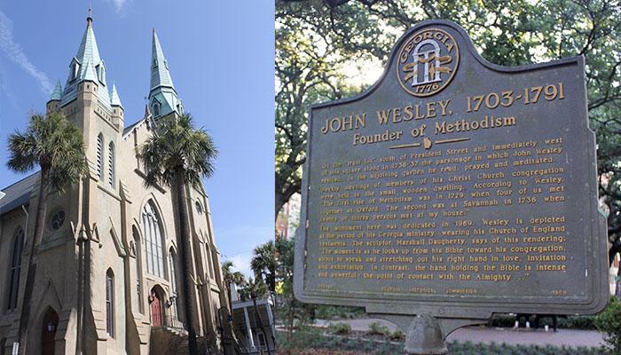 10. Wesley Monumental Church